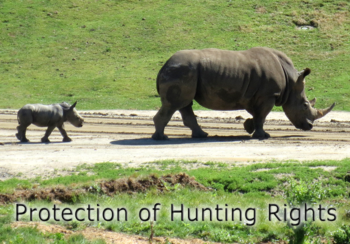 Protection of Hunting Rights