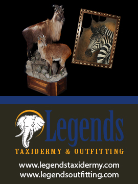 Legend's Outfitting