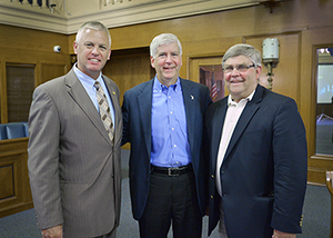 June Breakfast - wtih Gov. Snyder